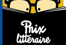 Prix littéraire CRB 2014 / Sélection du prix