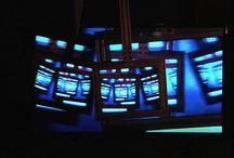 video installations