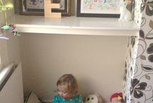 Tilly's new room