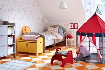 Little Girl Rooms / by Ashley B