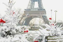The Eiffel Tower When Was Snowy