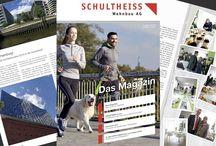 SCHULTHEISS Magazin / Das SCHULTHEISS Magazin liefert spannende Einblicke bei der SCHULTHEISS Wohnbau AG - Bauvorhaben, Partner, Events und vieles mehr. Außerdem im Magazin: Wohntrends und Inspiration für Ihr Zuhause!