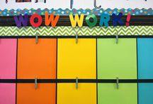 bulletin boards kids display
