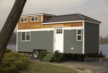 Tiny off grid homes