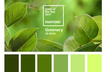 Color of the year 2017 - Greenery