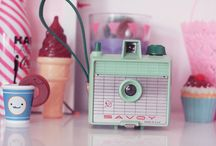 Savoy et Girl Scout Camera