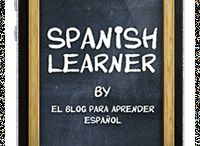 Blogs and Teacher Sites for Spanish / by Stacey Timko Hurd