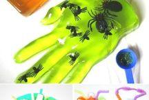 Halloween Themed Crafts / Activities for Children