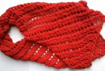 Knitting / Kézzel kötött holmik