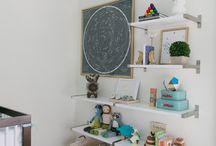 kids room / by Sophie Wearing