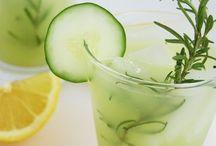 Mocktails / Summer treats