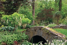 Gardens we love / Some pins of #gardens that have caught our eye.