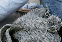 Knitting / croshet borses