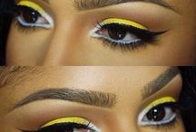 makeup and hairstyle