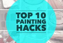 Indoor painting tips