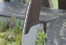 Knife Making / Knife making craft and variety of knives