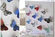 papír pillangó