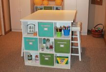 Craft Rooms / Craft rooms inspiration.