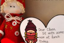 Classroom kindness elves