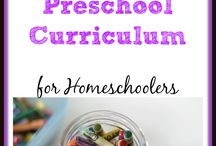 PreK Homeschool