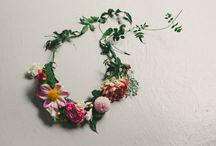 Floral Crowns & hair