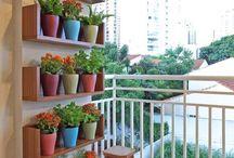 Ideas for My Lil Garden.!!