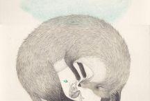 Joanna Concejo Illustration
