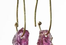 Earrings / by Lennie Poitras