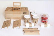 Graphic Desing Food Packaging