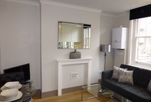 Cleveland Residences Serviced Apartment / Cleveland Residences comprise 10 one bedroom serviced apartments, with interiors furnished and equipped to a high standard providing guests with a modern and stylish base to call home whilst in London.
