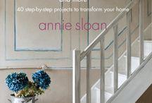 Annie Sloan for the Broken Broom / by Heidi Weiberg