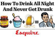 Drinking Pro Tips