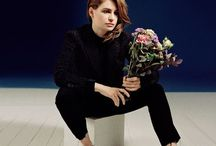 CHRISTINE AND THE QUEENS STYLE / Christine and the Queens androgynous style and fashion #christineandthequeens #androgynous #outfit #fashion #style #carnetdemode #inspiration #music #band