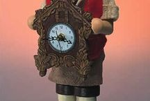Zim's Collectibles, Nutcrackers & Smokers / creative nutcrackers and Zims collectables inspiration