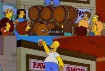 Matt Groening's life work
