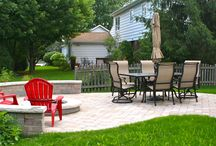 Have a Look at Paver Patio that Gives a Unique Look To Your Garden