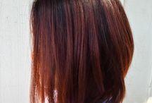 Kopere Kleurtinten / Allemaal verschillende Kopere haarkleuringen