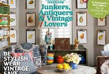 Favorite Magazines / by Debbie Ziegler