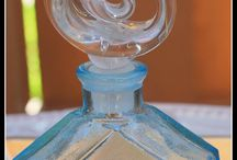 Perfume Bottles / This board features perfume bottles that caught my attention. I guess I started looking at them after my husband started blogging about perfume as Colognoisseur.com / by Erin Bliss