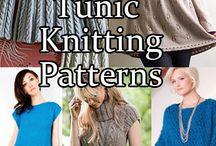 Knittings pats tunics