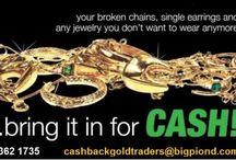 Cash Back Gold Trader - GOLD