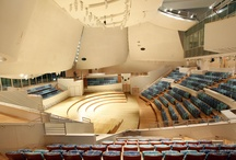 Projet Ghery concert HAll