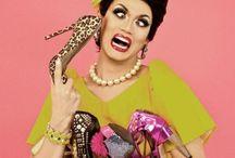 RuPaul / Drag Race / Drag U / by Heather Larsen
