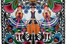 folk art minyatür