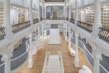 Arkitektur - Publik interiör