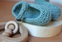 Mums knitting board
