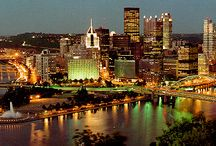 I love Pittsburgh / by Deneen Harbold