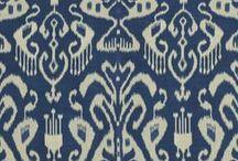 fabrics / by Ginny Elder