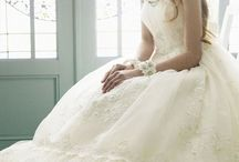 Estilo de novia / Uno de mis estilos preferidos de vestidos es de sirena y corte princesa