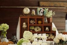 Rustic / country /vintage / chic wedding